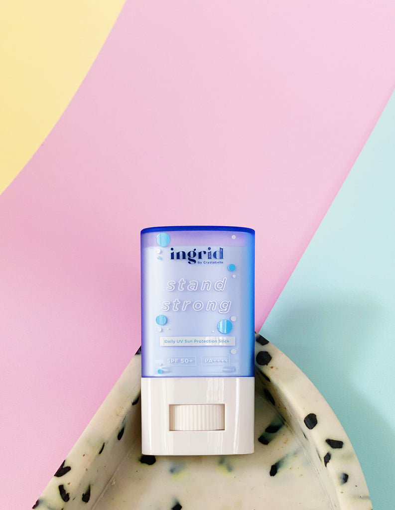STAND STRONG SUNSCREEN UV STICK SPF 50 BY INGRID SKIN