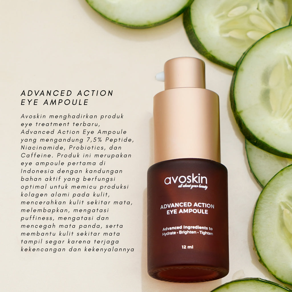 AVOSKIN Advanced Action Eye Ampoule