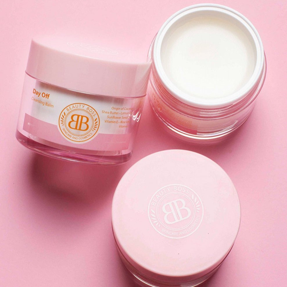 BEAUTY BOSS Day Off Cleansing Balm