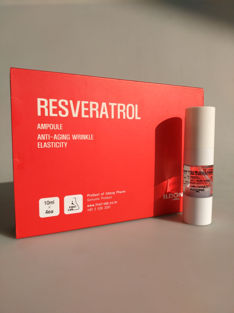 FIRST LAB Resveratrol Ampoule