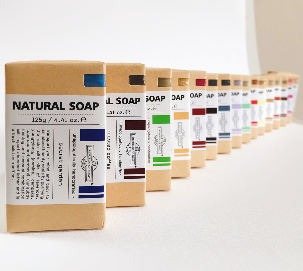 REPUBLIC OF SOAP Natural Soap
