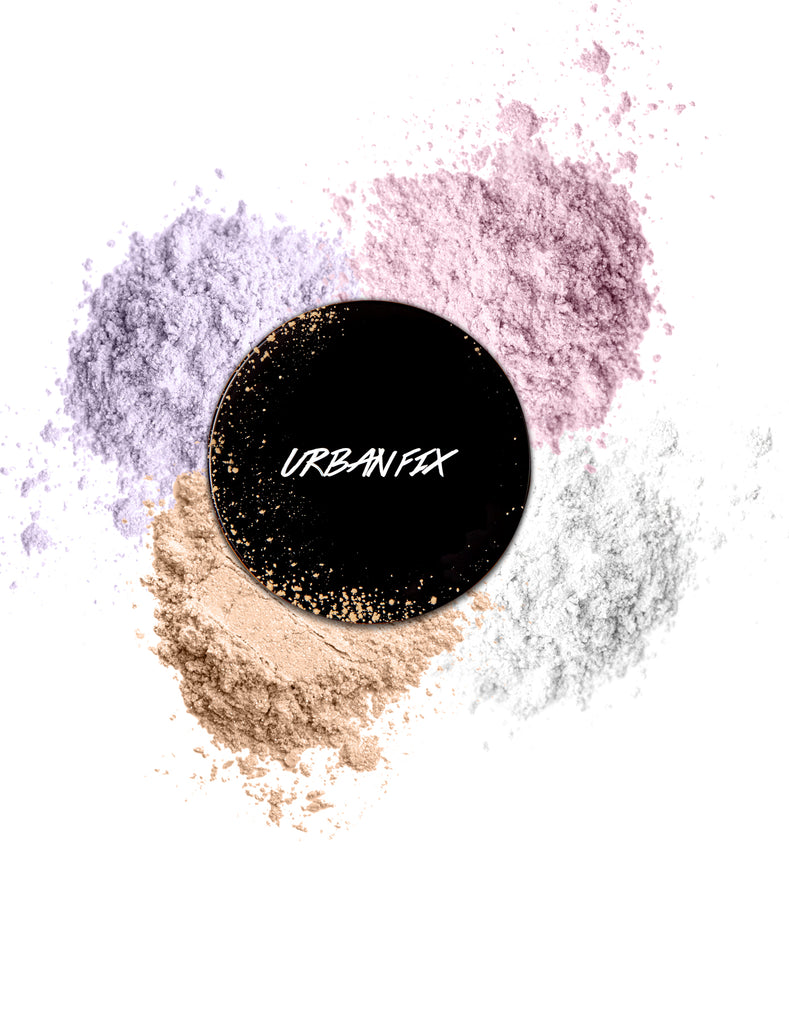 URBAN FIX Loose Powder - beningbersinar