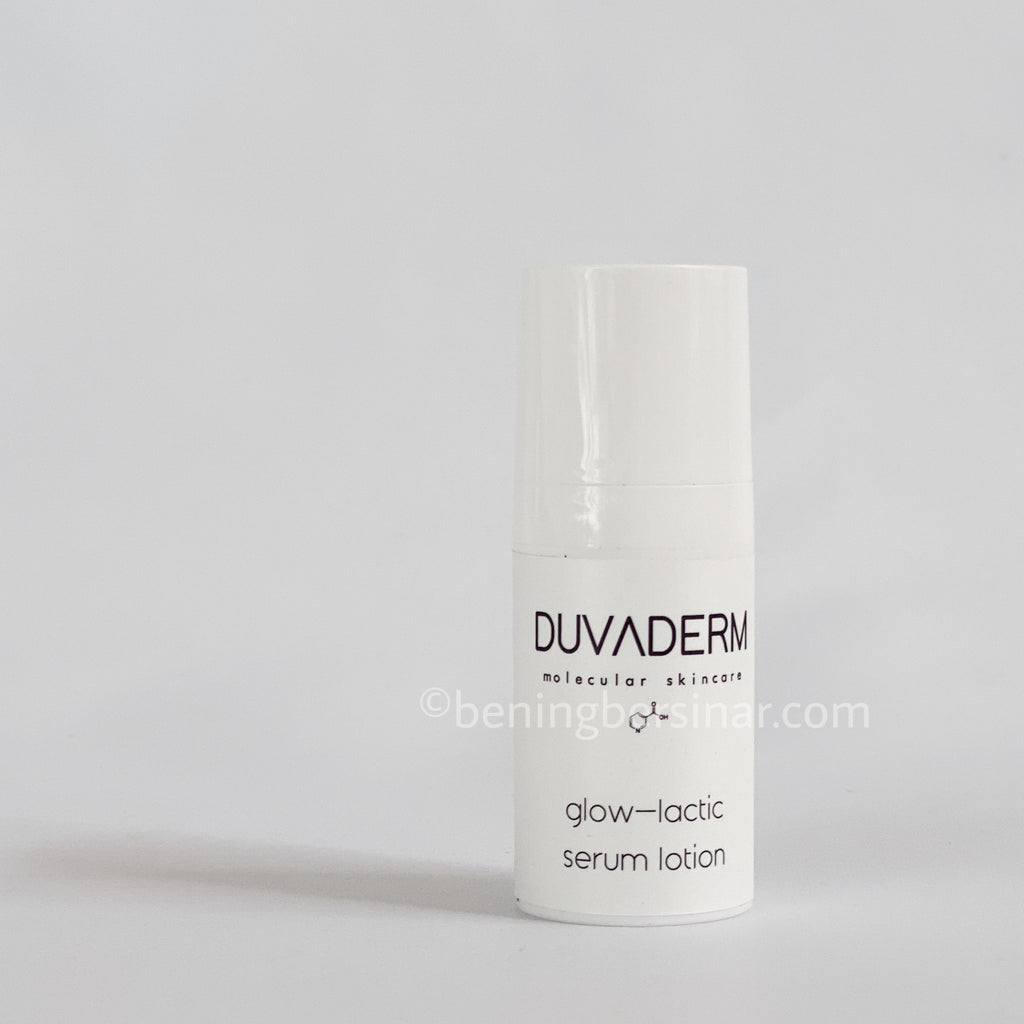 DUVADERM Glow-Lactic Serum Lotion
