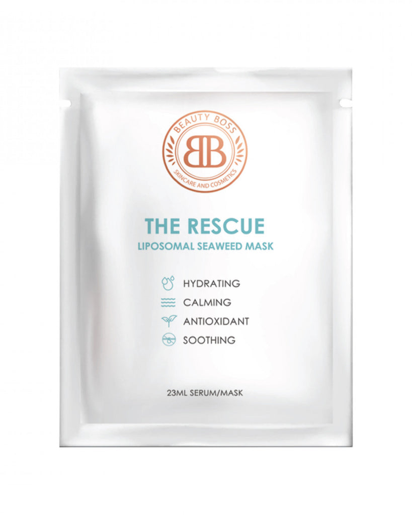 BEAUTY BOSS The Rescue Sheet Mask