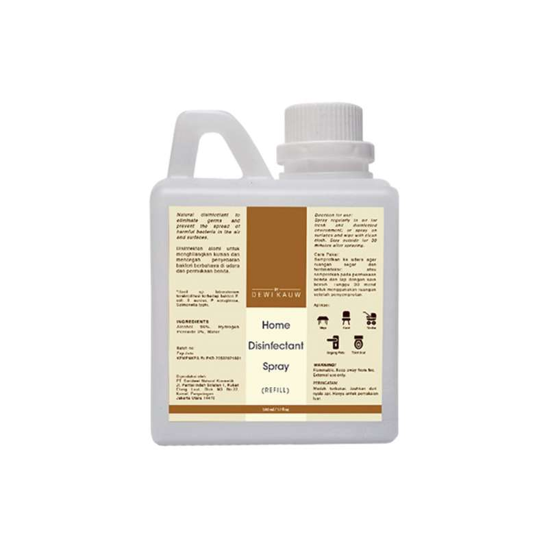 Home Disinfectant Refill by Dewi Kauw (Skin Dewi)