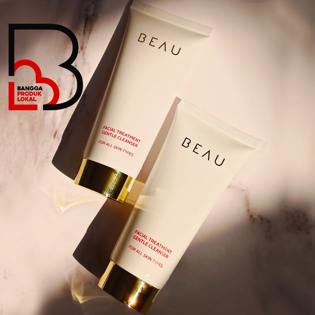 BEAU KIRANA Facial Treatment Gentle Cleanser