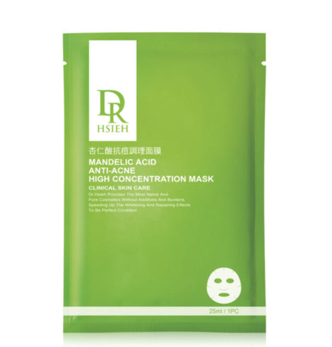 Dr. Hsieh Mandelic Acid Anti-Acne High Concentration Mask - beningbersinar