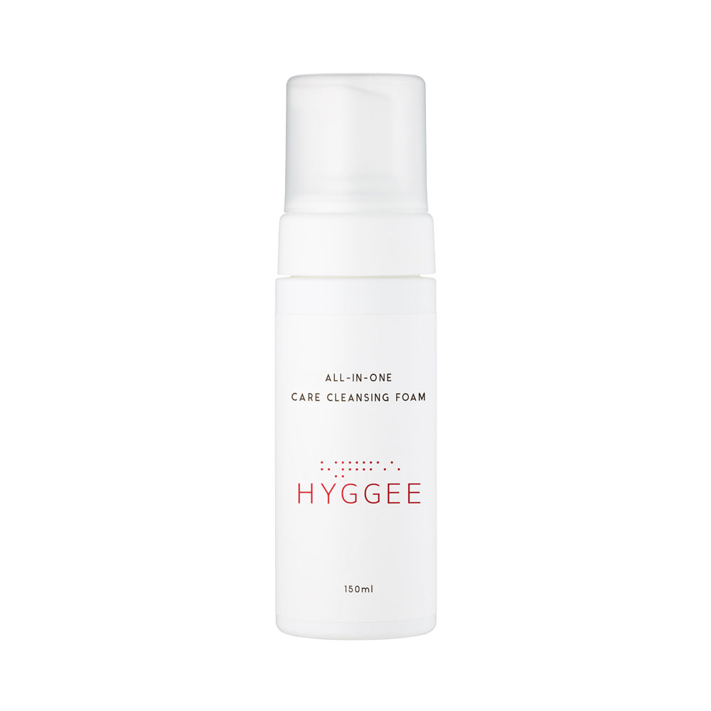 HYGGEE ALL-IN-ONE Care Cleansing Foam