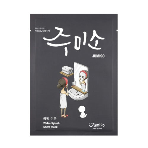 JUMISO Water Splash Sheet Mask - beningbersinar