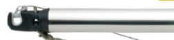 Selden Aluminium spinnaker pole - 3720mm