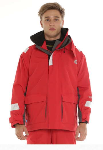 Burke sailing jacket wet weather gear