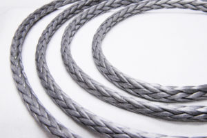 Dyneema single braid