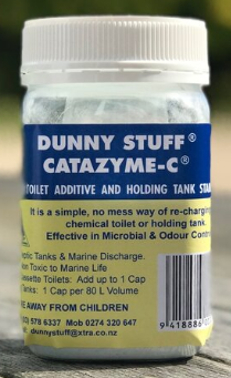 DunnyStuff  Catazyme c
