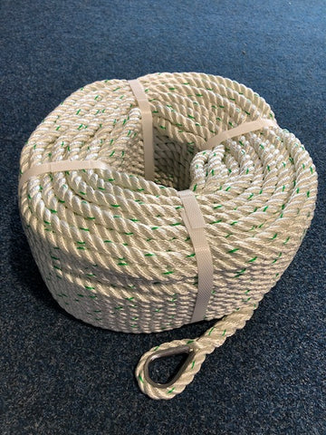 Rope Coils - Anchor packs - Nylon