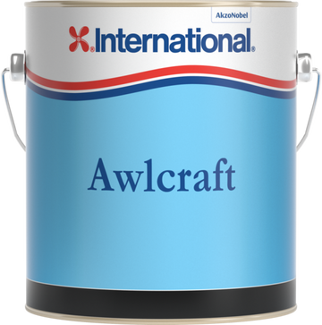 International Awlcraft Antifouling 4ltr Blue