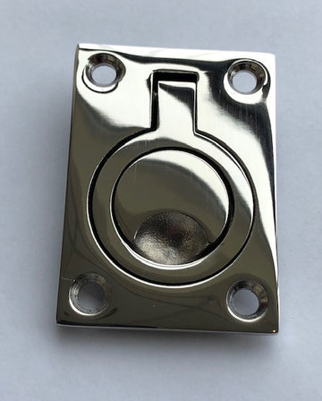 Flush Lift Ring Rectangle