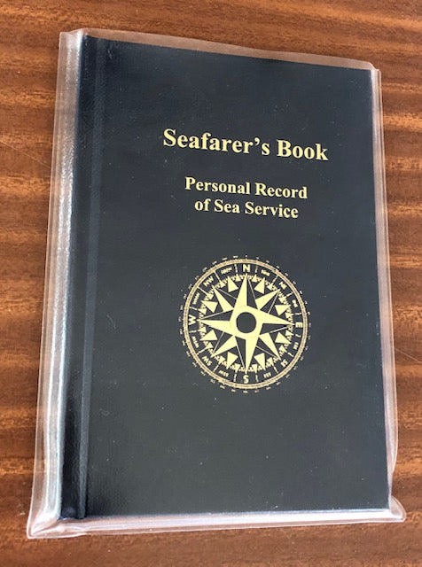 Seafarer's Personal Log Book - Hard cover