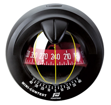 Plastimo MINI-CONTEST Bulkhead COMPASS