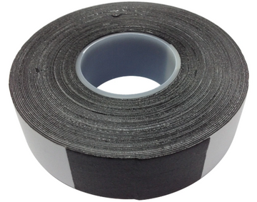 SELF AMALGAMATING TAPE Black 25mm