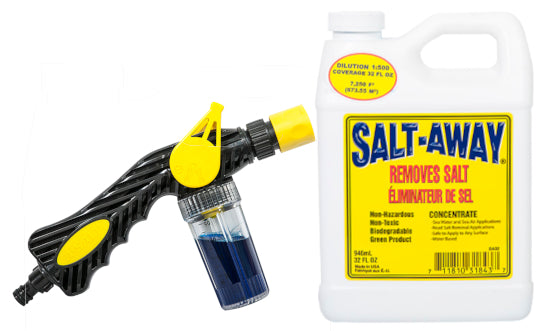 SALT-AWAY 946ML STARTER KIT