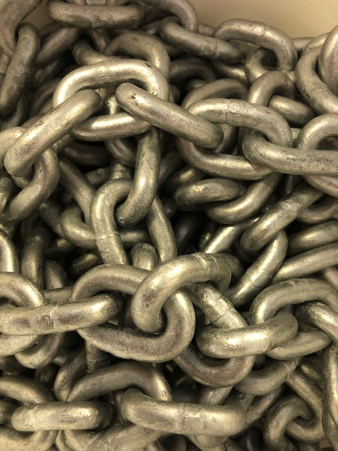 Anchor Chain Galv Short Link