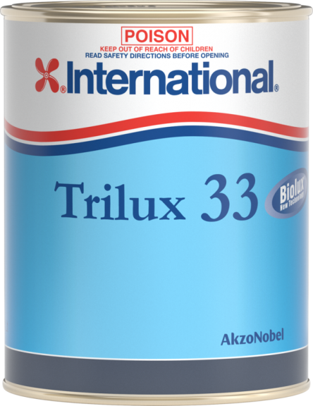 INTERNATIONAL Trilux 33 1L Blue