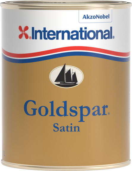 International Goldspar Satin 500ml