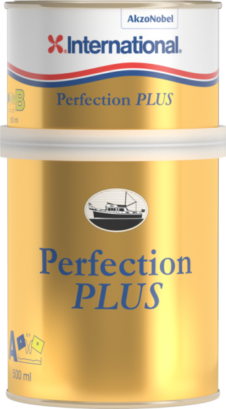 INTERNATIONAL PERFECTION PLUS VARNISH