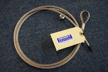 Noelex 25 winch wire