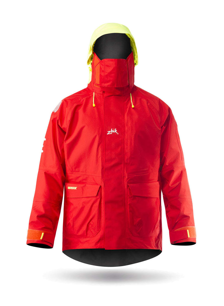 Zhik ISOTAK 2 JACKET - RED