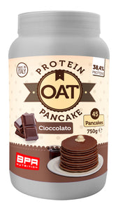 PROTEIN OAT PANCAKE 750 g BPR NUTRITION - NUTRITION STORE ROMA