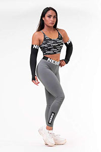 NEBBIA 691 - Leggings Sportivi Scrunch Butt, Donna, Cruz V2 Fresh Foam, Small - NUTRITION STORE ROMA