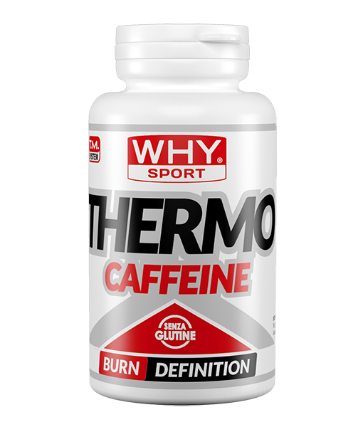 THERMO CAFFEINE 90 CPS WHY SPORT - NUTRITION STORE ROMA