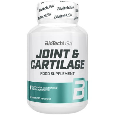 JOINT & CARTILAGE 60 tabs BIOTECHUSA - NUTRITION STORE ROMA