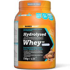 PROTEINE WHEY 90 HYDROLYSED ADVANCED  NAMED 750g - NUTRITION STORE ROMA