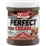 CREMA SPALMABILE PERFECT  WHY SPORT 300g - NUTRITION STORE ROMA