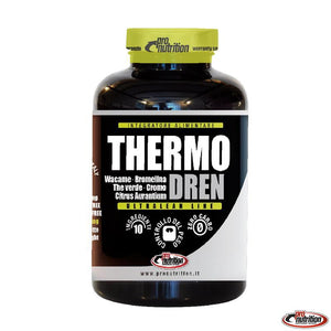 THERMO DREN 80 caps PRO NUTRITION - NUTRITION STORE ROMA