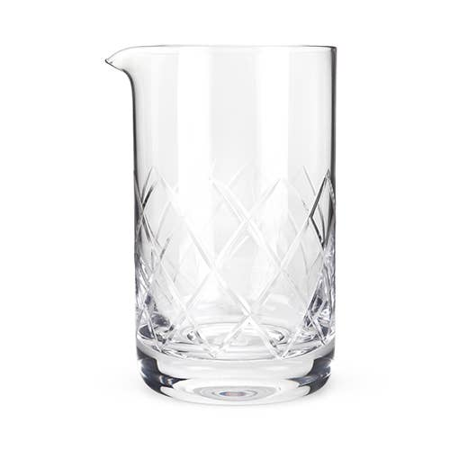 Professional Extra Large Crystal Mixing Glass