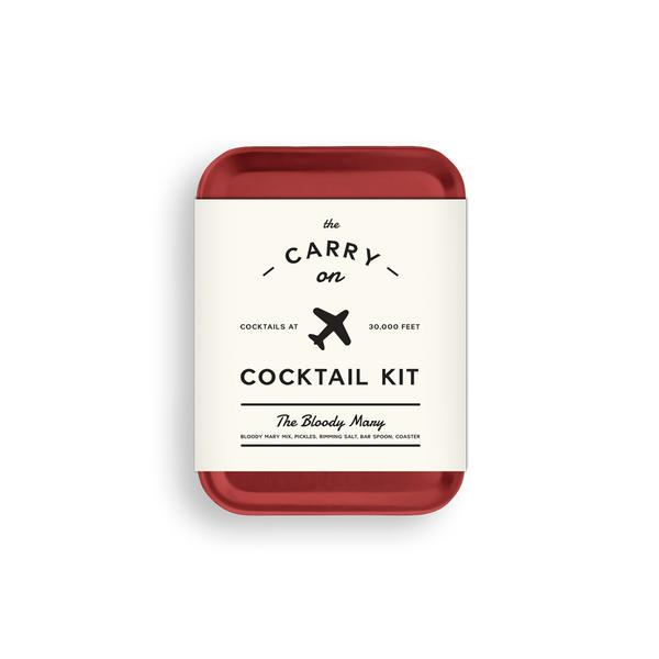 The Bloody Mary Carry-On Cocktail Kit