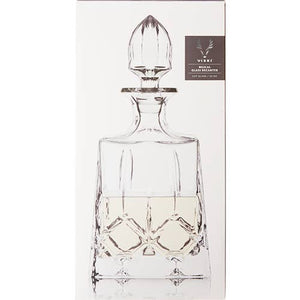 Admiral: Glass Mezcal Decanter