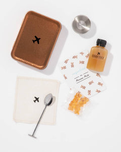 Sugarfina Moscow Mule Bears Carry-On Cocktail Kit