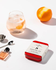 The Italian Spritz Carry-On Cocktail Kit