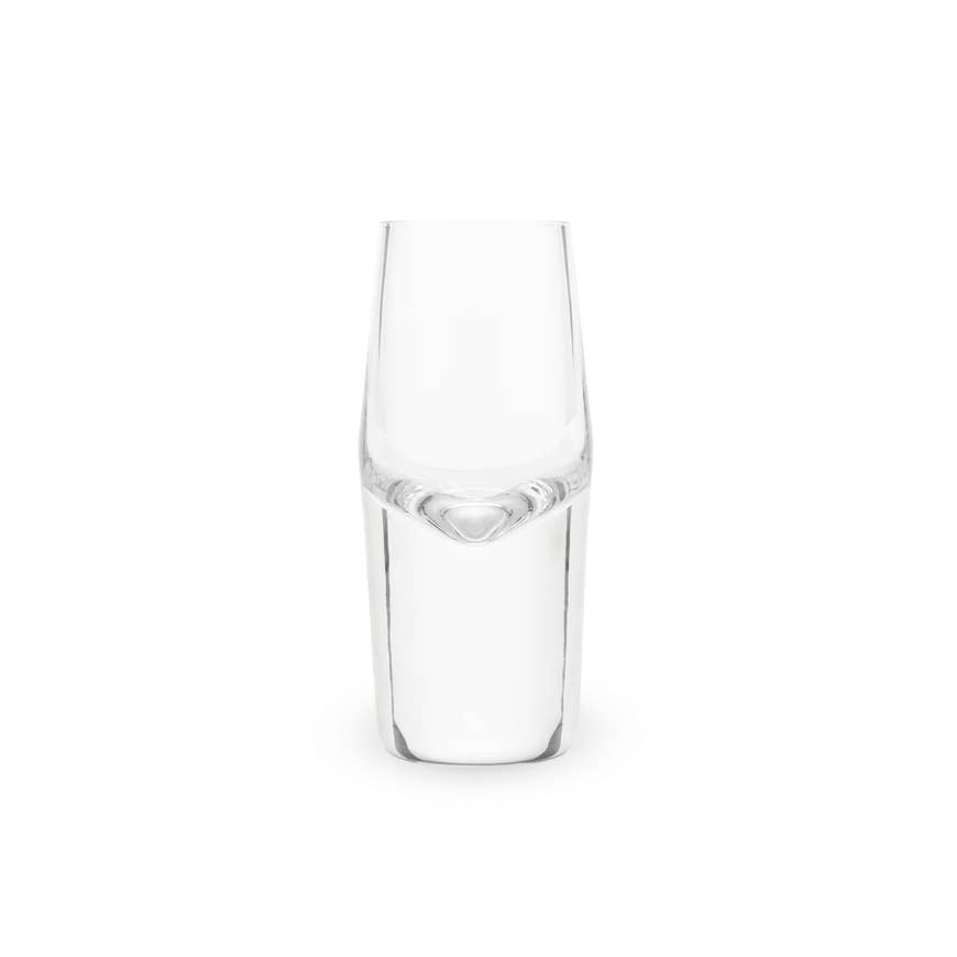 Raye: Heavyweight Crystal Shot Glasses (Set of 2)