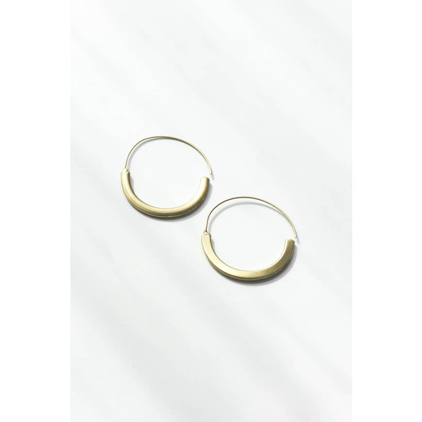 Slim Treader Earrings