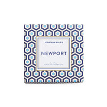 Load image into Gallery viewer, Newport Canape Plate Set