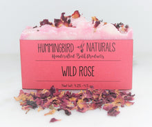 Load image into Gallery viewer, Wild Rose Soap