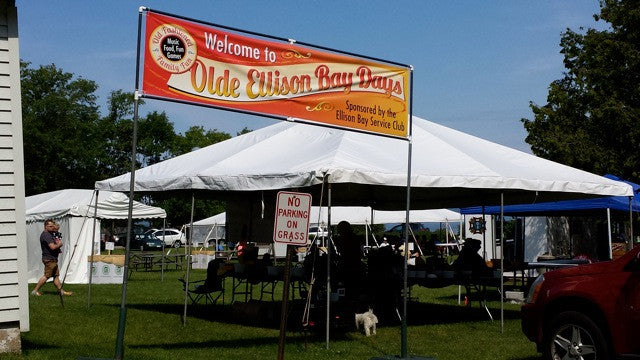 Olde Ellison Bay Days Call for Artists