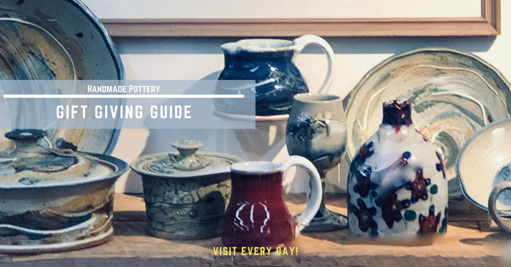Handmade Pottery Gift Giving Guide