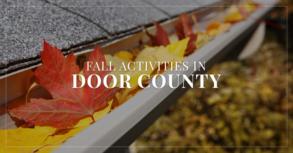 Fall Activities In Door County