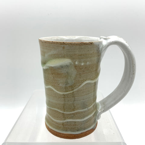 Handmade Pottery Mug - Door County Celadon